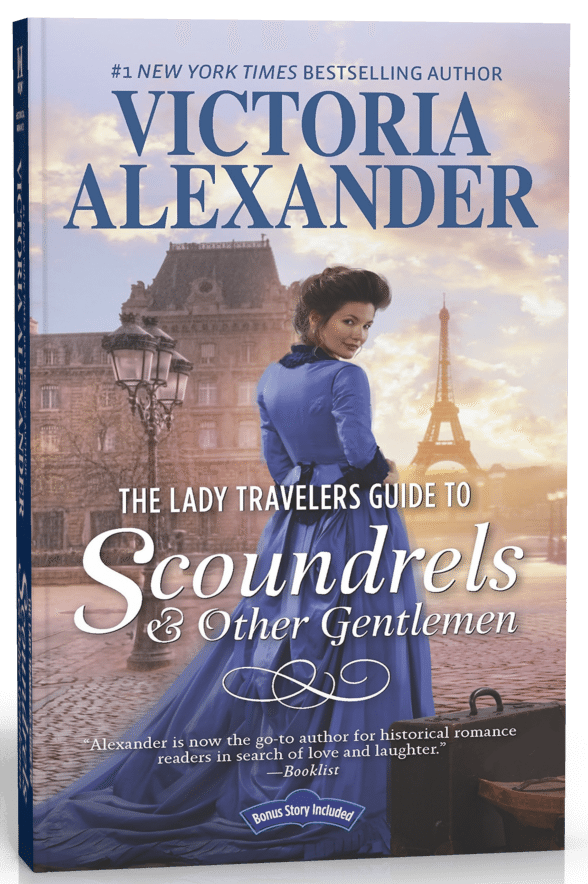 The Lady Travelers Guide to Scoundrels & Other Gentlemen by Victoria Alexander